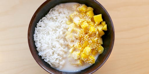 Thai Curry Cooking Class: Thai Lettuce Wraps and Mango Sticky Rice (Wednesday, Feb 12)