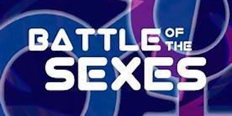 TGV Battle of the Sexes tickets