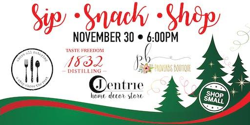 Concordia Small Business Saturday Event