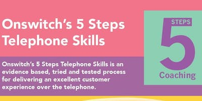 Onswitch's 5 Steps Telephone Skills - Perth