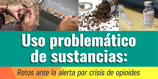 Uso problemático de sustancias - Taller en Mayagüez
