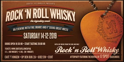 Rock & Roll Whisky - powered by Skotsj Fellowsjip