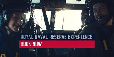 Royal Naval Reserve Experience - HMS Wildfire, Northwood - 20/11/19