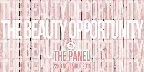 The Beauty Opportunity:  beauty x tech x capital tickets