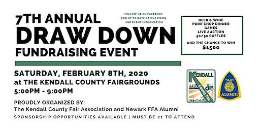Kendall County Fair Assoc. & Newark FFA Alumni Draw Down