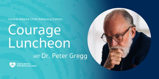 CACAC Courage Luncheon with Dr. Peter Gregg