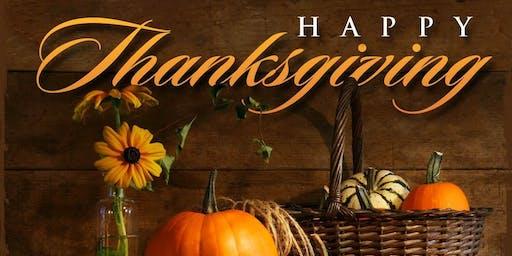 Thanksgiving Basket Volunteer Event