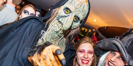 ★ Halloween Party - The Ceremony ★  Hotel of terror  ★  Steigenberger Wiltcher's