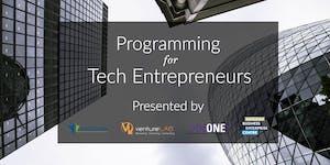 ventureLAB Orientation - Support Services for Tech...