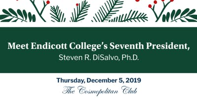 Endicott College NYC Alumni & Parent Holiday Reception
