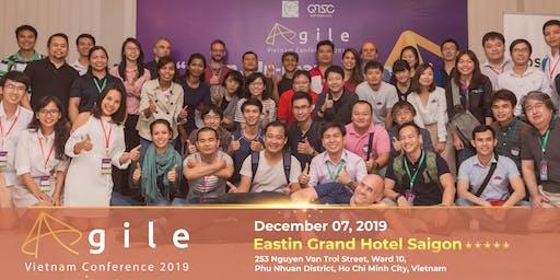 Agile Vietnam Conference 2019 - Saigon