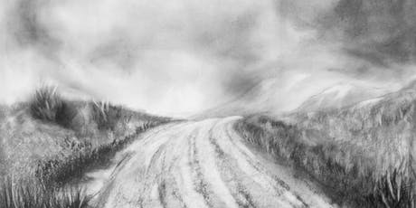 Compressed Charcoal  Drawing Workshop tickets
