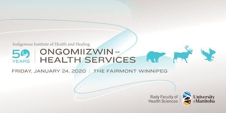 Ongomiizwin – Health Services 50th Anniversary Gala  tickets