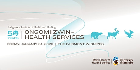 Ongomiizwin – Health Services 50th Anniversary Gala  tickets