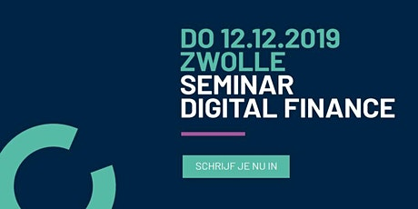 Digital Finance Seminar tickets