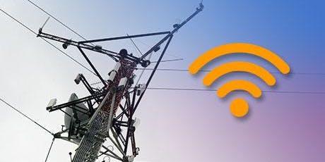 """USDA Workshop """"Get On Track for USDA ReConnect Broadband Funding"""""""