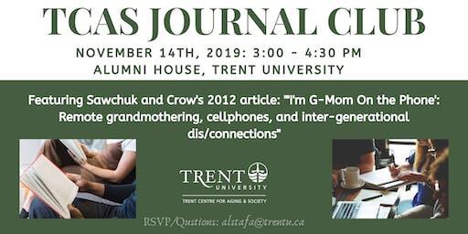 TCAS Journal Club