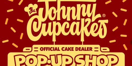 Johnny Cupcakes Pop-Ups Grand Return to Selden Market tickets