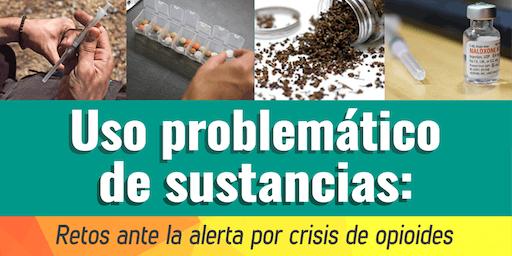 Uso problemático de sustancias - Taller en Guaynabo