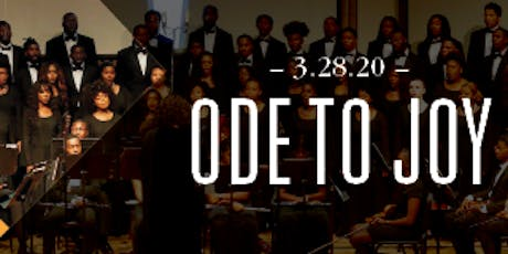 Ode to Joy tickets