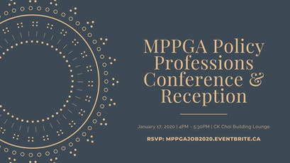 Job Search Skills for Policy Professions Conference & Networking Reception tickets