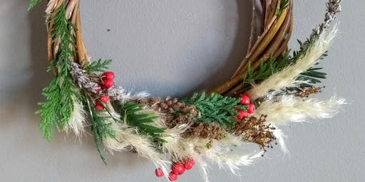 Woodlands Festive Wreath-Making Workshop