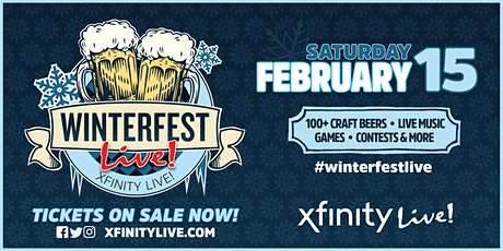 Winterfest Live! tickets