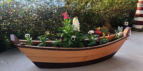 Build Your Own Dory Window Box tickets