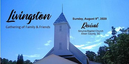 Livingston gathering of Family & Friends