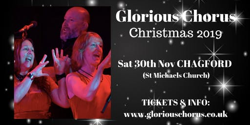 Glorious Chorus - Christmas Concert in Chagford