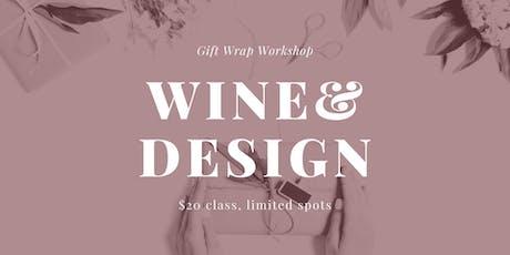 Gift Wrap Workshop tickets