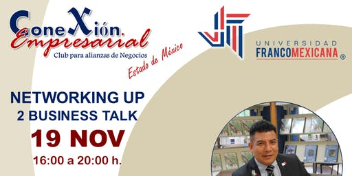 Networking UP Estado de México