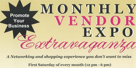 Networking & Shopping Extravaganza tickets
