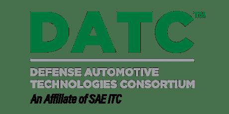 DATC Recruitment Workshop - Virtual Only bilhetes