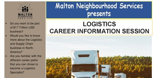 Logistics Career Information Session