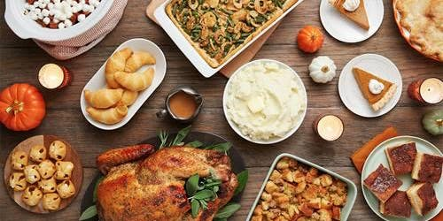Order Your Thanksgiving Meal From Us!