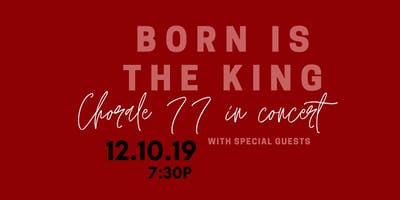 Born Is the King!