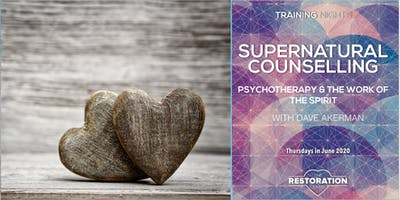 Supernatural Counselling: Psychotherapy And The Work Of The Spirit
