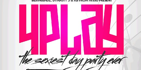 PLAY DAYPARTY... Hosted by DC's Infamous Go-Go band, LET IT FLOW @ WHISKY RIVER...VOTED #1 PARTY SPOT IN THE EPICENTRE! tickets