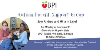 Lisle Autism Parent Support Group