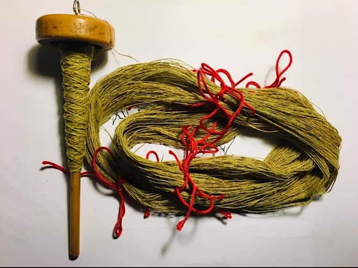 Nettles for Textiles with Allan Brown image