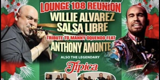 Christmas Dance  TIPICA 73 &  Tribute to Manny Oquendo feat Anthony Almonte