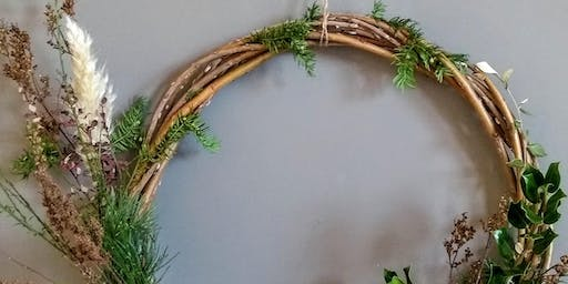Cranhill Festive Wreath-Making Workshop