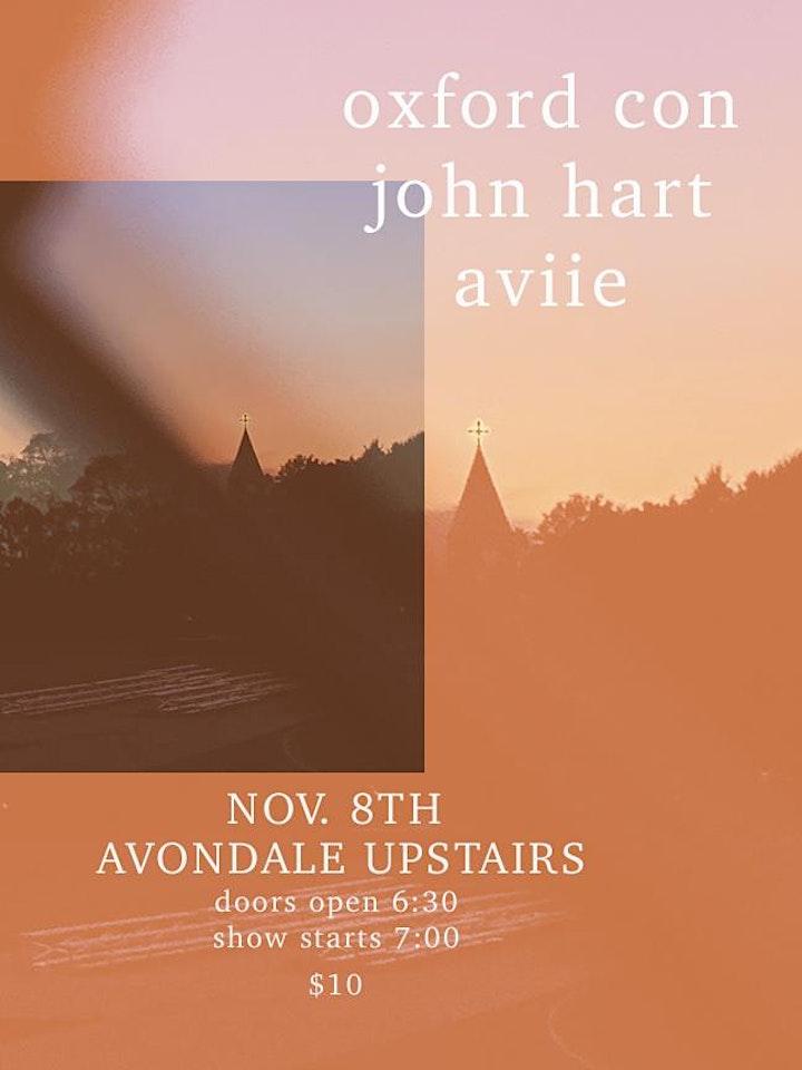 Oxford Con / John Hart / Aviie image