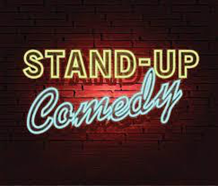 ARTS4ALL 2020 STAND UP COMEDY SPECTACULAR (16+) Headline - John Moloney image