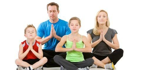 Family Yoga For All Ages