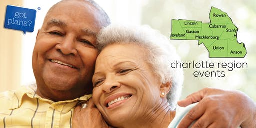 """Got Plans?"" Advance Care Planning Workshop in Salisbury, NC"