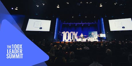 The 100X Leader Summit tickets