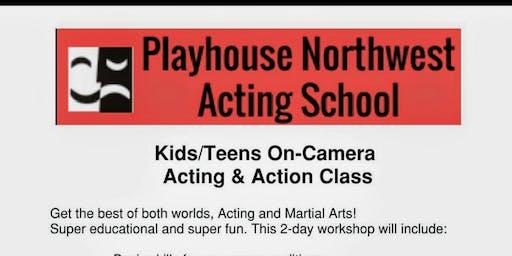 Kids & Teens Acting Workshop