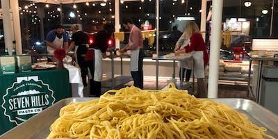 """""""Pasta 101"""" 2/4 Fresh Pasta Making Class"""